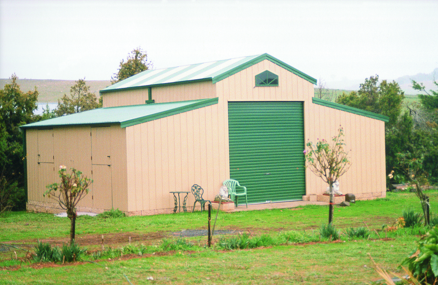 2016 Gambrel Shed Plans