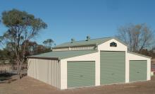 Classic American Barn