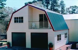 American Barn House