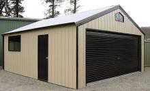 Double Deluxe Garage