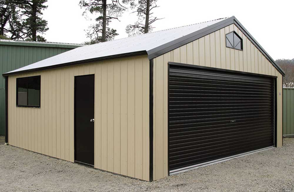 Man Cave Sheds Garages Nsw : Shed garages for sale large & industrial