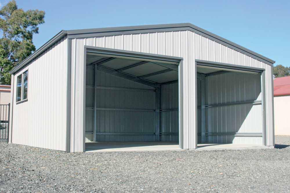 Shed Garages For Sale Large Industrial Garages