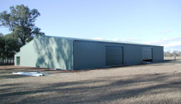 Large Industrial Shed