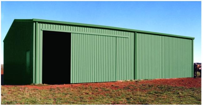 Large sheds for sale australia