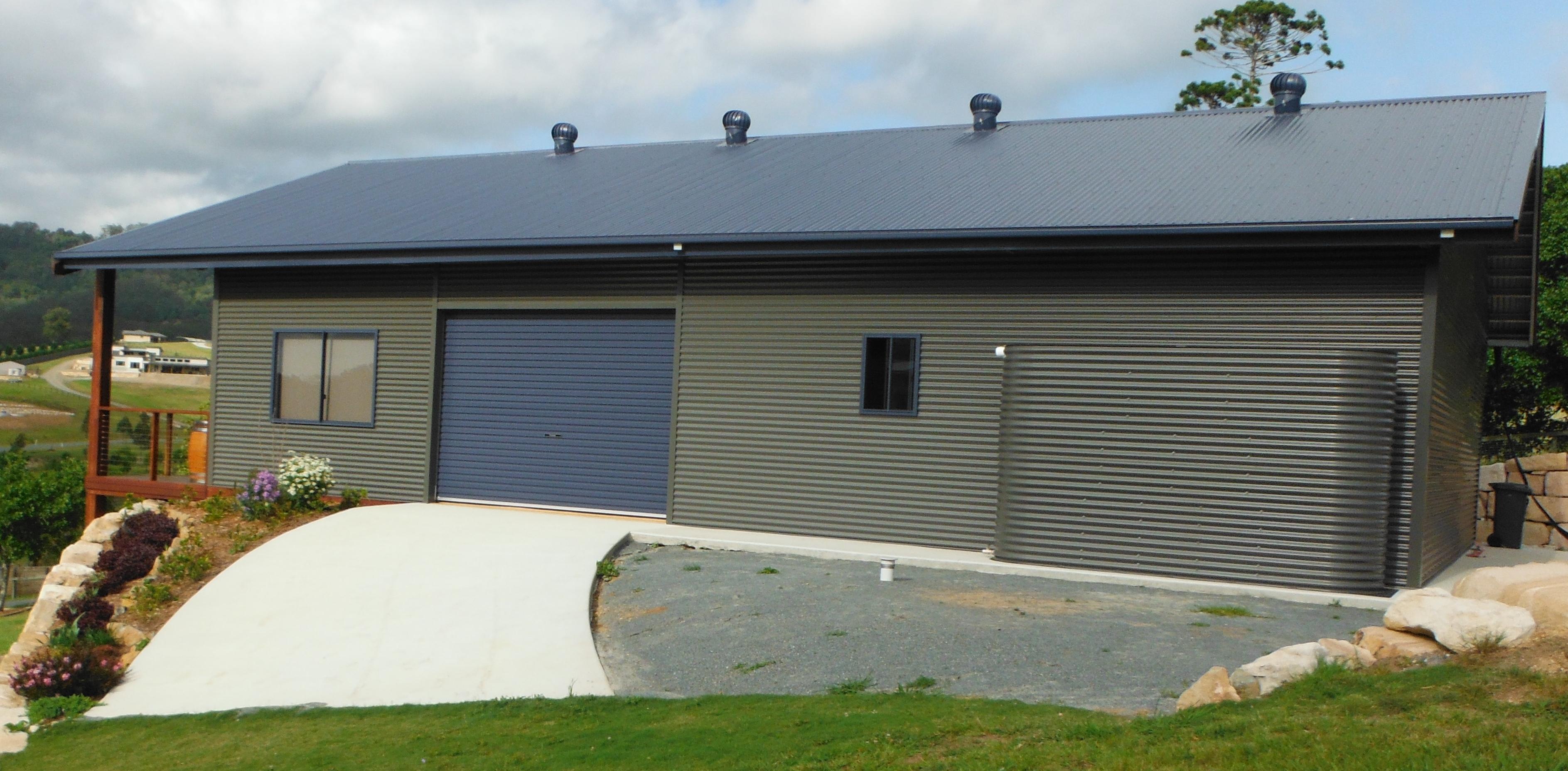 Large Industrial Garage Sheds For Sale In Melbourne Brisbane