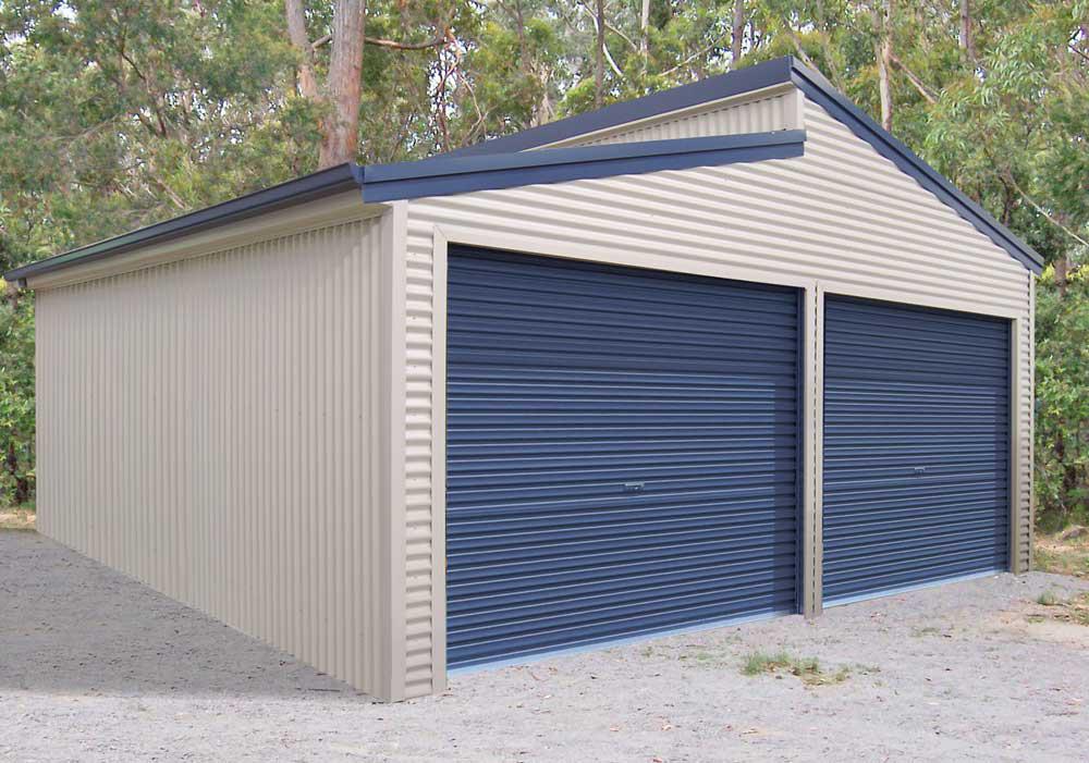 Garage Sheds Brisbane Amp Melbourne Large Industrial Garages