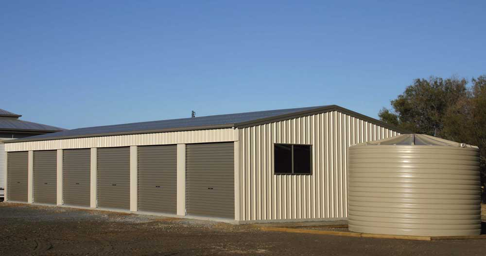 Garage Sheds Brisbane Amp Melbourne Large Industrial Garages