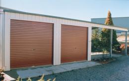 Garaport – Double and Carport